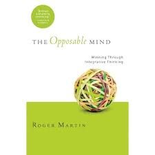 The opposable mind cover