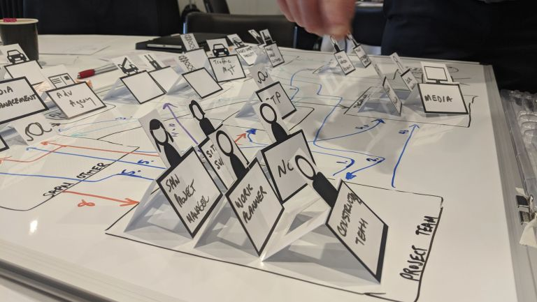 Business Origami ThinkPlace with SAPN