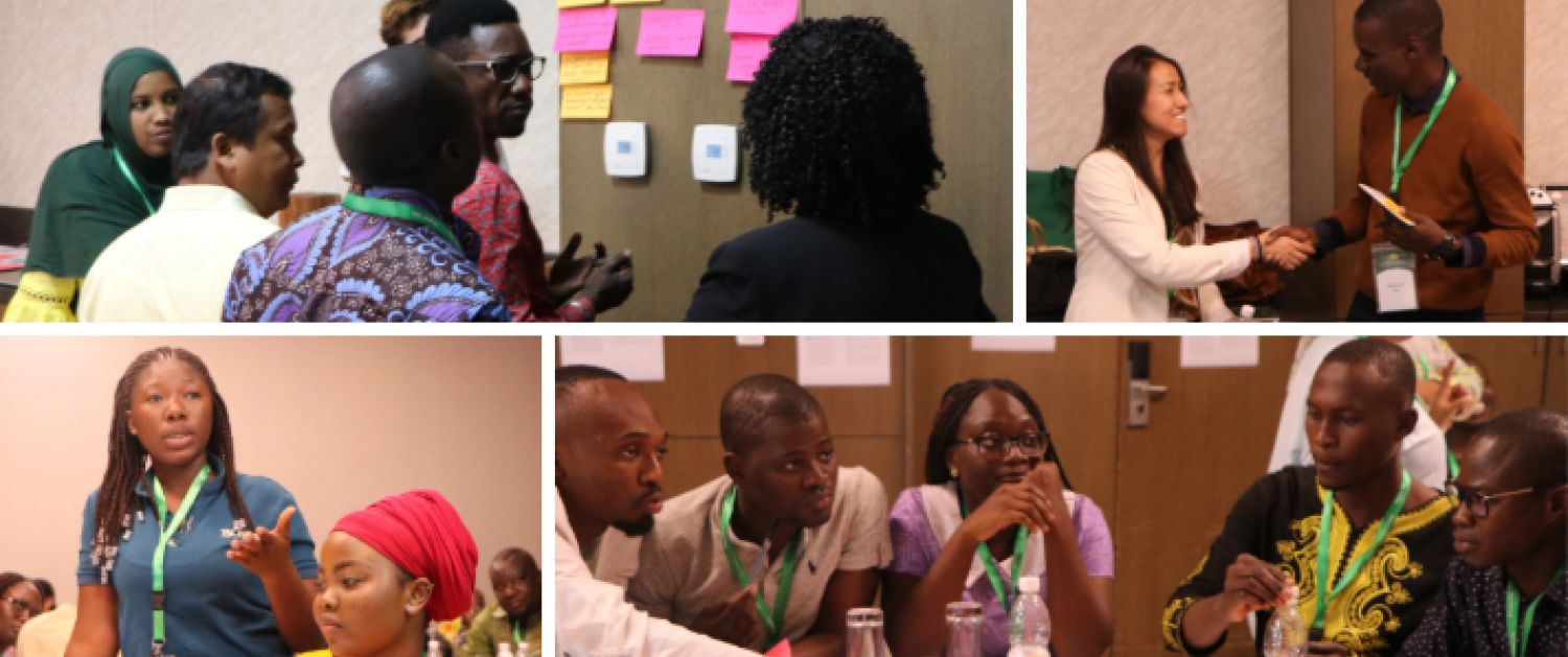 Youth Innovation Challenge Francophone Social Behavior change ThinkPlace
