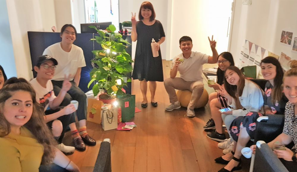 ThinkPlace Singapore team
