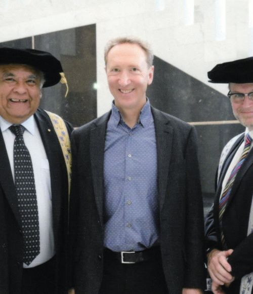 ThinkPlace Founder John Body gives Occasional address at the University of Canberra Graduation Ceremony